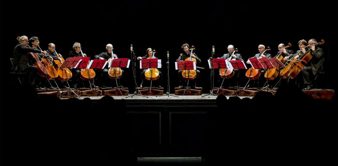 orchestra 12 violoncelli