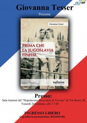 Giovanna Tesser - Prima che la Jugoslavia Finisse